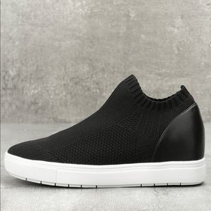 Sly Black Knit sneakers STEVE MADDEN SNEAKERS